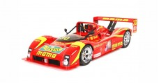 Ferrari 333 SP 1994 Momo 1994 Watkins Glen Moretti  Red 1:18 With CASE BBRC1819B
