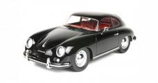 Porsche 356A Black 1:18 BBR Models BBRC1820B
