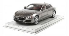 Maserati Quattroporte MY17 Gran Sport Dark Silver 1:18  BBR Models BBRC1822BV
