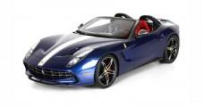 Ferrari F60 America Premium Series Blue livery White Italia 1:43 BBR Models BBRC182IPRE