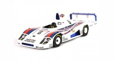 Porsche 936-78 24h Le Mans 1978 Martini Wollek Barth Ickx with display 1:18 wtih Case BBR Models BBRC1832BV