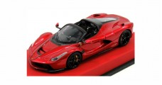 LaFerrari Aperta Spider 2016 Red Metallic 1:43 BBR Models BBRC187CAR09