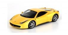 Ferrari 458 Italia Yellow 2009 1:43 BBR Models BBRC22B