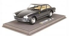 Ferrari 330 GT 2+2 S/N 5889 GT OLD TIMER GRAND PRIX Grey 2005 1:18  BBR Models CARS1813B