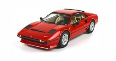 Ferrari 208 GTB Turbo 1982 Red 1:18  BBR Models P18103