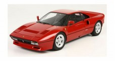 Ferrari 288 GTO 1984 Red 1:18  BBR Models P18112V1