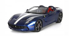 Ferrari F60 AMERICA 2014 Blue Nart Livery white 1:18  BBR Models P18125D