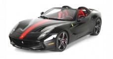 Ferrari F60 AMERICA 2014 Black Daytona Livery Rosso Corsa 1:18 BBR Models P18125H