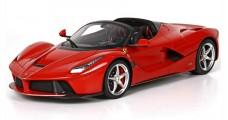 LaFerrari Aperta Red Corsa 322 1:18  BBR Models P18135C
