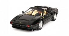 Ferrari 208 GTS Turbo 1983 Pencil Black With Case 1:18 BBR Models P18142F