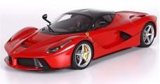 Ferrari LaFerrari 2013 Rosso Corsa 322 1:12 BBR1202ARED