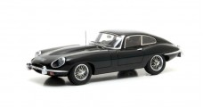 Jaguar E-Type Coupe 1964 Black 1:43 Best Models 9012/2