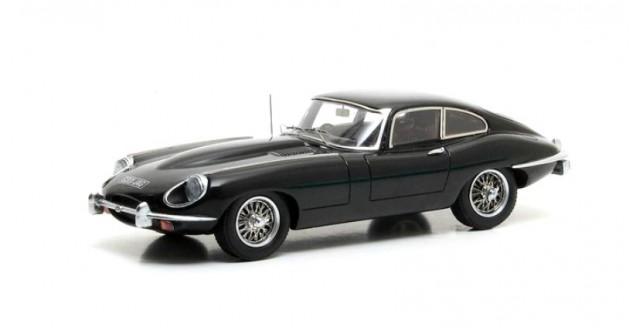 Jaguar E-Type Coupe 1964 Black 1:43 Best Models 9012/2