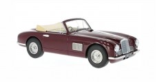 Aston Martin DB2 DHC 1950 Dark Red 1:18 Scale BoS Models BOS248
