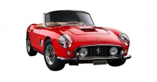 Ferrari 250 GT California sob Red 1:18 CMC M-091