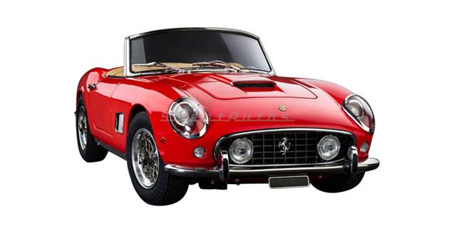 Ferrari 250 GT California sob Red 1:18 CMC M-091