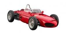 Ferrari 156f1 Dino Sharknose 1961 Red 1:18 CMC M-078