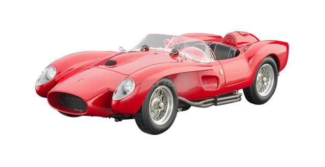 Ferrari 250 Testa Rossa 1958 Red 1:18 CMC M071