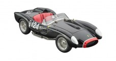 Ferrari 250 Testa Rossa 1958 Black 1:18 CMC M-081