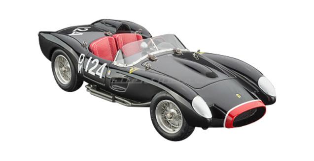 Ferrari 250 Testa Rossa 1958 Black 1:18 CMC M081