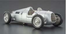 Auto Union Type C 1936-1937 Silver 1:18 CMC M034