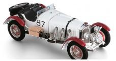CMC Mercedes-Benz SSKL, Mille Miglia, 1931 White 1:18 CMC M-055