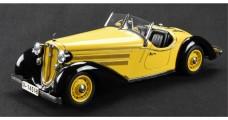 CMC Audi 225 Front Roadster, 1935 (yellow/black) 1:18 CMC M-075A