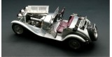 Alfa Romeo 6C 1750 GS Clear Finish Unpainted 1930 1:18 CMC M-142