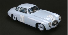 CMC Mercedes-Benz 300 SL (W194) Great Price of Bern 1952 #20 Blue 1:18 CMC M-159