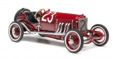 CMC Mercedes-Benz Targa Florio, 1924 #23 with external gasoline line Red 1:18 CMC M-186