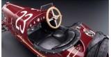 CMC Mercedes-Benz Targa Florio, 1924 #23 with external gasoline line Red 1:18 CMC M-186