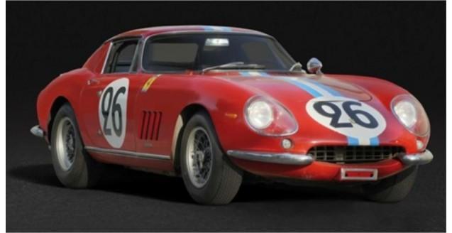 Ferrari 275 GTB/C Red 1:18 CMC M-199