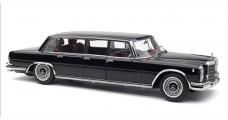 Mercedes-Benz 600 Pullman (W100) Limousine 1960-1970's Black 1:18 CMC M-200