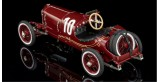 CMC Mercedes-Benz Targa Florio 1924 WINNER,  Christian Werner / Karl Sailer #10 Red 1:18 CMC M-203