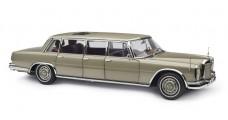 CMC Mercedes-Benz 600 Pullman (W100) Limousine with sunroof 1:18 CMC M-204