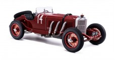 CMC Mercedes-Benz SSK, 1930 red without fender 1:18 CMC M-207