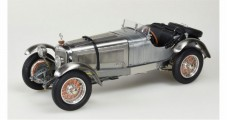 CMC Mercedes-Benz SSK, 1930 Clear Finish incl. showcase 1:18 CMC M-209