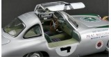 Mercedes MB300SL Panamerica Race #4 Silver 1:18 CMC M-023K