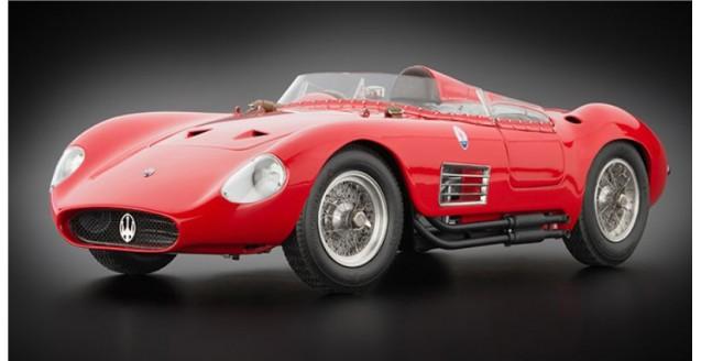 CMC Maserati 300S Sports Car 1956 1:18 CMC M105