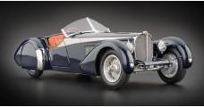Bugatti 57 Sc Corsica 1938 Crocodile Blue 1:18 CMC M-136