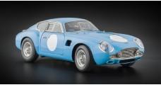 Aston Martin DB4 GT Zagato 1951 Blue 1:18 CMC M-140