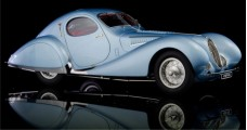 "CMC Talbot-Lago Coupé T150 C-SS Figoni & Falaschi ""Teardrop"" 1937-39 1:18 CMC M-145"