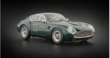 Aston Martin DB4 GT Zagato Goodwood Green 1:18 CMC M150