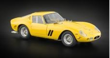 Ferrari 250 GTO 1962 Yellow 1:18 CMC M-153