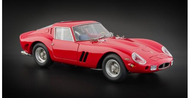 Ferrari 250 GTO 1962 Red 1:18 CMC M154