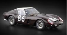 Ferrari 250 GTO Targa Florio 1962 #86 Dark Brown 1:18 CMC M-156