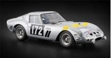Ferrari 250 GTO Tour de France 1964 #172 Silver 1:18 CMC M-157