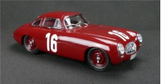 Mercedes Benz 300SL #16 GP Von Bern 1952 Red 1:18 CMC M160