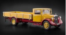CMC Mercedes-Benz LO 2750 Platform Truck Yellow 1933-1936 1:18 CMC M-169