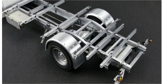 Cmc M 171 Mercedes Benz Lo 2750 Truck Clear Finish Version 1933 1936